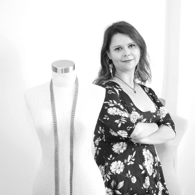 Jana Jamison Atelierleiterin SANOGE Design Atelier Augsburg