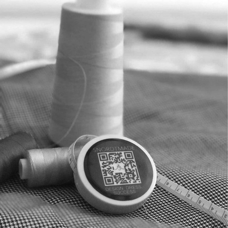 Italienische Stoffe aus feiner Schurwolle