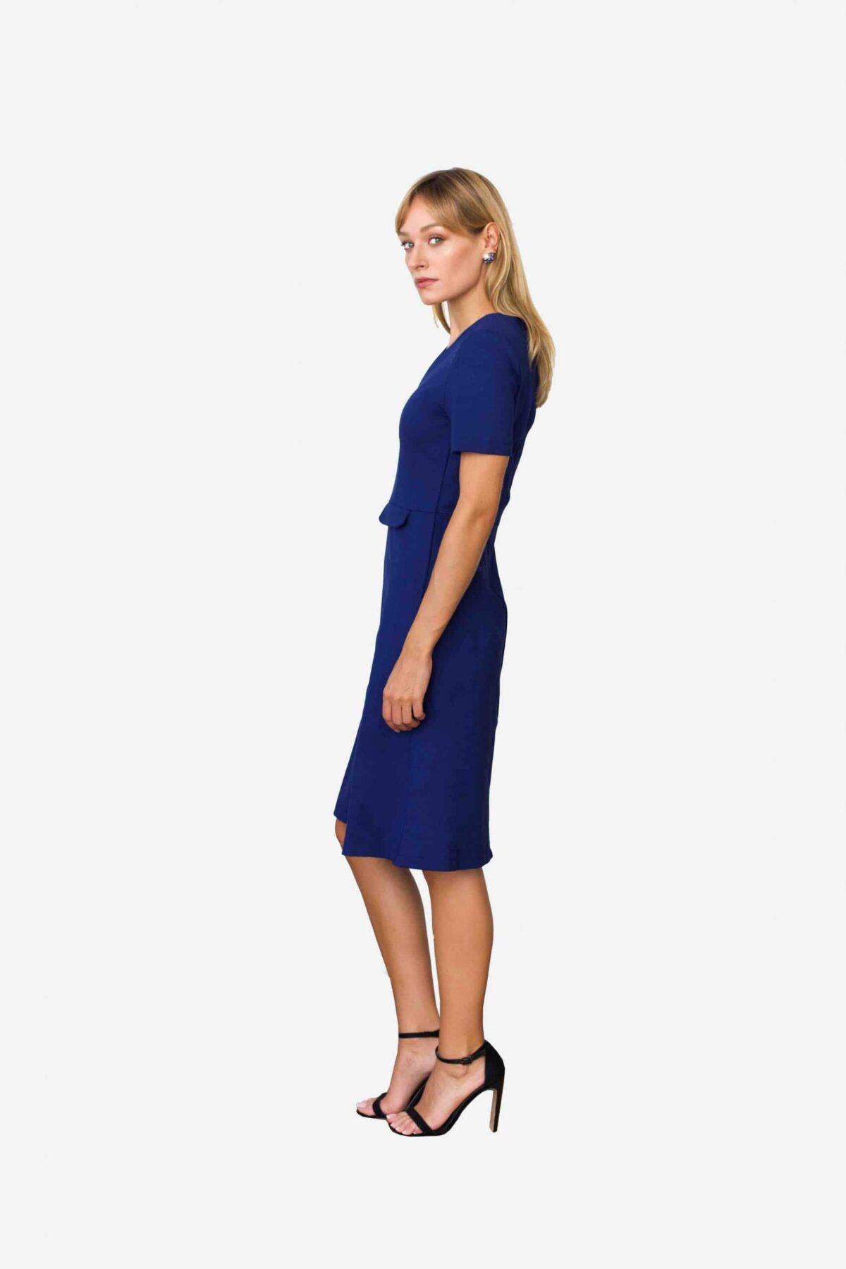 Kleid von SANOGE für das perfekte Business Outfit. Elegante Passform