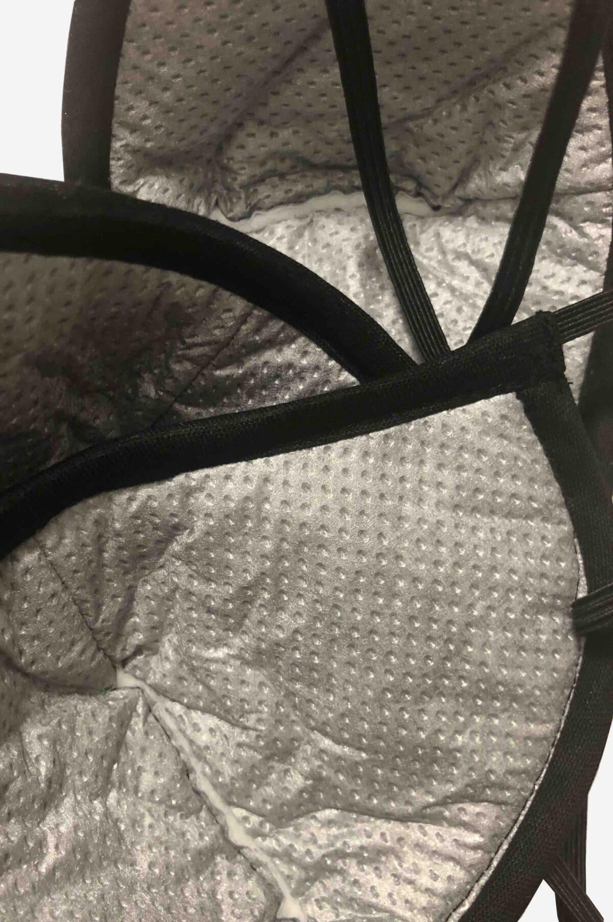 Premium Mund-Nase-Masken Gescihtsmasken mit antibakterieller, zertifizierter Membran